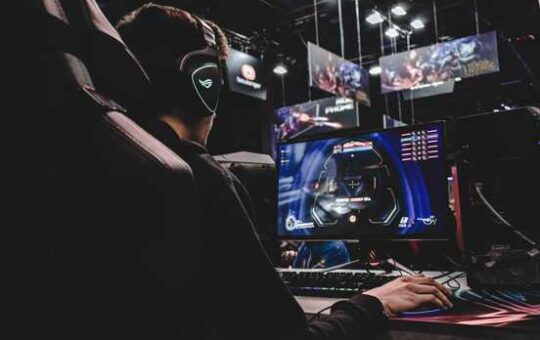 Growth Of Gaming Market